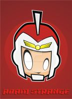 Heads Up Adam Strange v2 by HeadsUpStudios