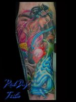 Mark Cover Finished by Reddogtattoo