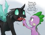 Episode Sketch: Hissing Problem by SilFoe