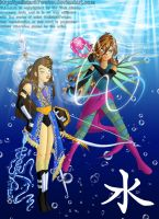 Irma and Xuan Wu by Galistar07water
