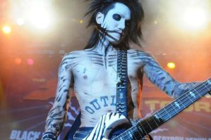 Black Veil Brides by Soundcheck411