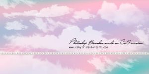 Clouds Brushes HQ by Coby17