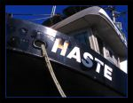 Haste by Introspection