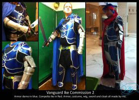 Vanguard Ike Commission #2 by Destinyknights