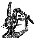 Mad as Rabbits by Zed-of-Venice