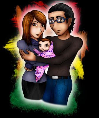 Family Portrait by suhey