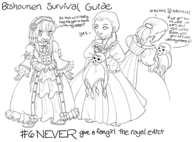 Bishounen Survival Guide no. 6 by Enkai