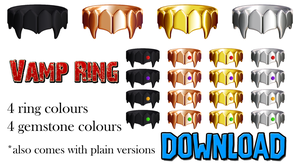 DOWNLOAD: Vamp Ring by BennyBrutt