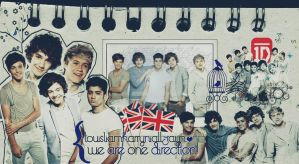 One Direction Wallpaper by LoveDanceFlawless