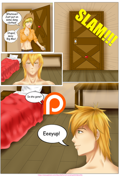 Letter for Big Mac. Page 4 Preview by Wild-Stallions