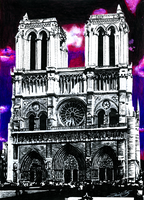Notre Dame by Yankeestyle94