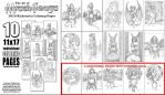 The Art of Mitch Foust Coloring pages by MitchFoust