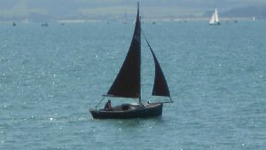 The red sails by Kayleigh-Kaz