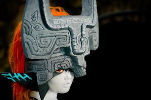 Midna - Twilight Princess I by Robowolf