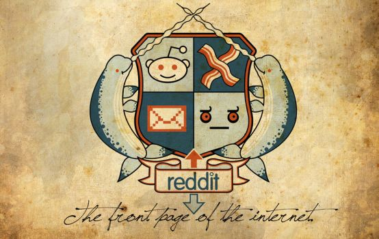 Reddit Wallpaper by LabsOfAwesome