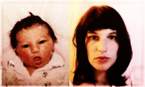 The last time I was Tan (Baby Picture) by ARHamilton