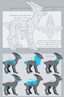 GARROX Species Guide - Anatomy and General Traits by Icarusis
