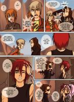 Keep Running D.D FANcomic 15 by Kaisel