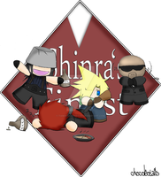 Shinra's Finest by tangledinthread