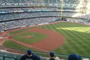 Brewers Game by michaelmke