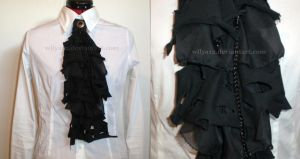 Visual Gothic Jabot by Wilya12