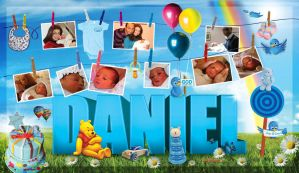 Baby Shower Poster by nicy2002