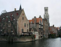 Bruges, my Love . by au-bout-de-mes-reves