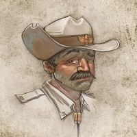Cowboy, baby. by JohnRauch