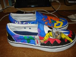 Soul Eater Shoes for Micah - 9 by digital-strike