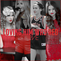 +Loving Him Was Red|Curve| by CatiiStyles