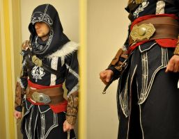 -WIP-  Revelations Ezio Final by S-Seith