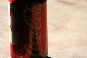 Coke Can #2 by anafusion