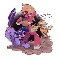 Crimson Rage Chapter 1 by Dilarus