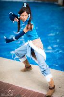 Korra - Book 2 Spirits cosplay by the-mirror-melts