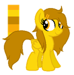 Yellow Pony by vega37