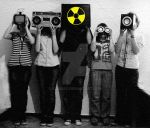 21st Century Radioactive Youth by saniday
