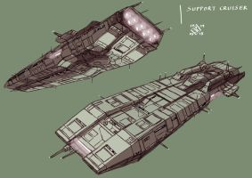 SupportCruiser by myname1z4xs