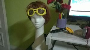 Takato wig and google by Die-Rose