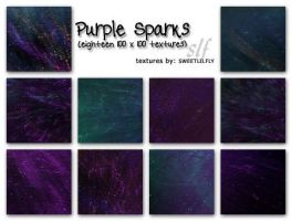 Textures Purple Sparks by sweetlilfly