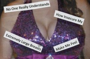 breasts. by posting-secrets