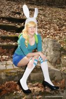 Fionna The Human:  Total Tomboy by HarleyTheSirenxoxo
