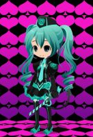 Hatsune Miku Renai Philosophia by blueyellowgreen