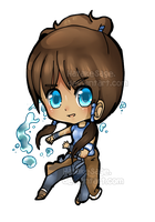 Legend of Chibi Korra by Hatty-hime
