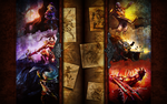 Epic League of Legends WP by Zombielaria