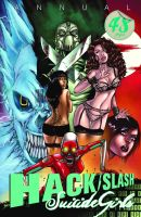 Hack slash SG cover colors by ColtNoble