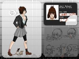 Jail-school App: Emma by all-the-lovely-death