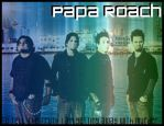 Papa Roach by cathizzle