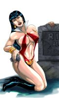 Vampirella by cheshirecat313