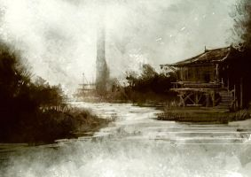 Marshlands 02 by torvenius
