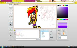 ISCRIBBLE WITH ME by ItsAComplicatedStory